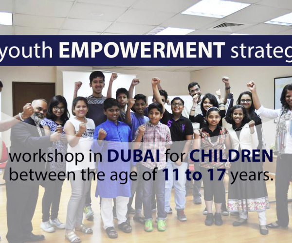Youth Empowerment Workshop in Dubai