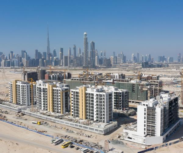 GHUZLAN APPOINTED FOR RIVIERA AND CREEK VIEWS I WOOD WORKS BY AZIZI DEVELOPMENTS
