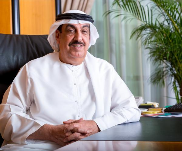 His Excellency Saif Humaid Al Falasi, GCEO, ENOC