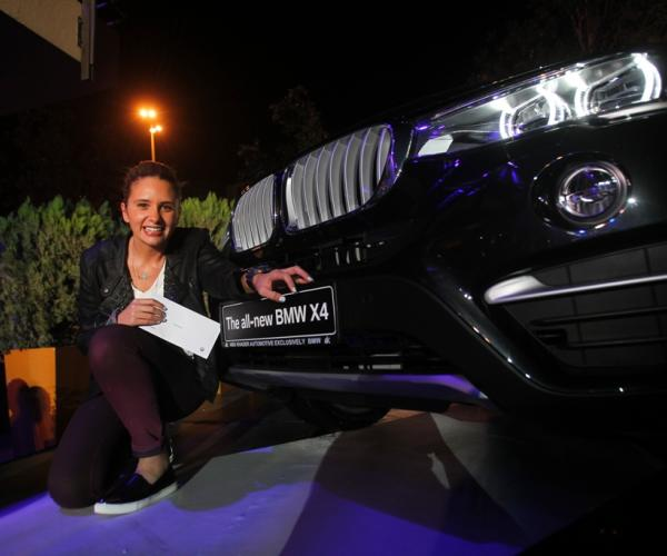 Abu Khader Automotive supports local Jordan Art Scene by turning a dream of a Jordanian artist into reality