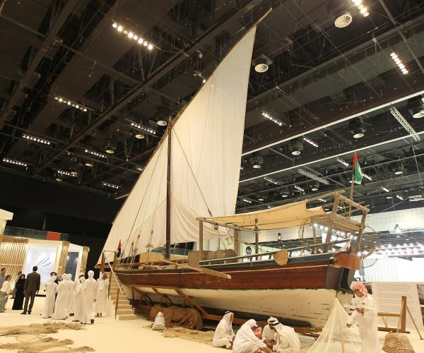 From Arabian Horses To Hand Crafted Rifles, Adihex Has Something For Everyone