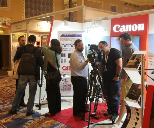 Canon supports next generation of filmmakers at 11th Dubai International Film Festival