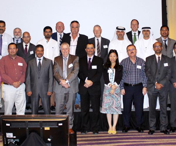Cylingas highlights advances in storage terminals at 2nd Annual Tanks Management Summit in Abu Dhabi