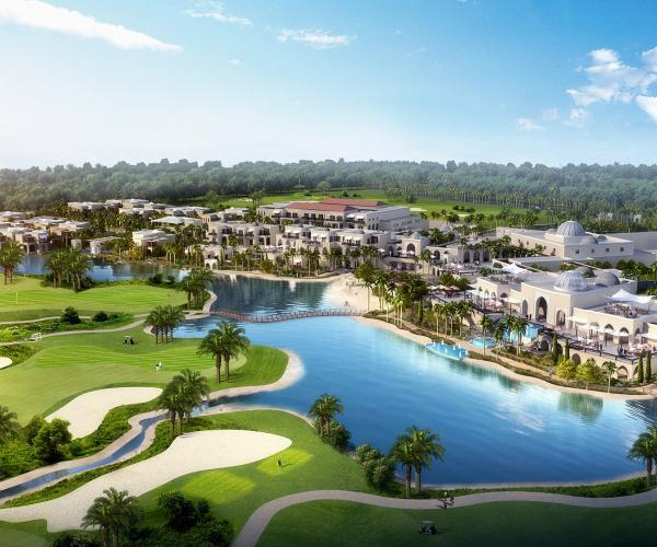 DAMAC Properties Releases more AKOYA Oxygen Villas at IREIS 2014