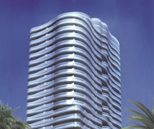 DAMAC Properties Tops Off DAMAC Tower With Interiors By Versace Home In Beirut