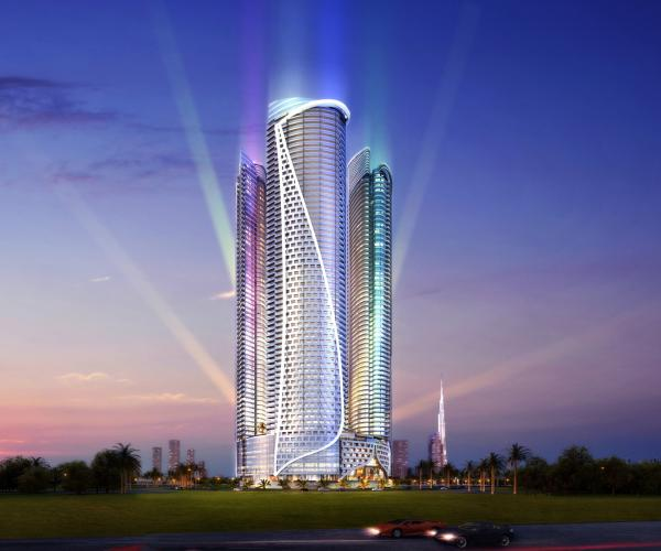 DAMAC Towers by Paramount Reaches for the Stars