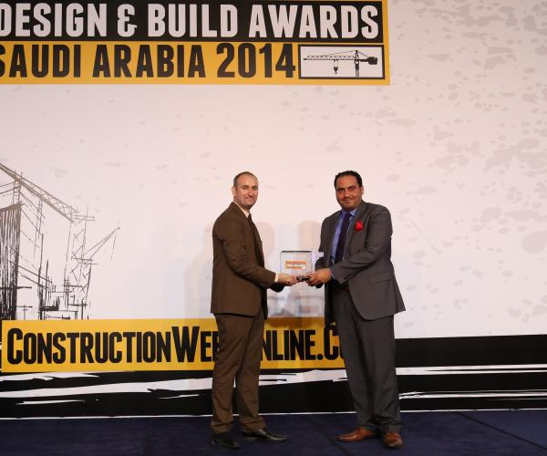 DAMAC Wins Top Industry Award for Luxury Project in Jeddah