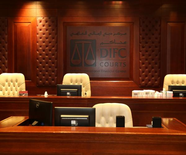 DIFC Courts' half-year Performance Underscores Global Judicial Standing