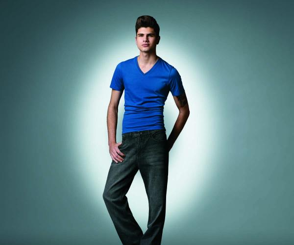 Dressed to the nines: Giordano provides uniform perfection