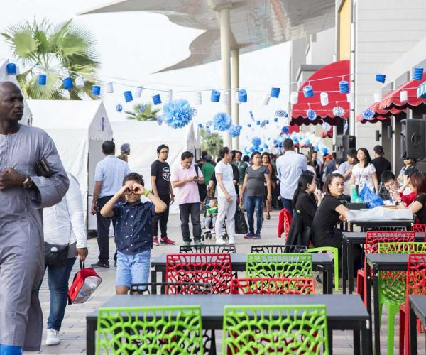 Dubai's Diversity Revealed in Delectable Dishes at the Dubai's Waterfront Market