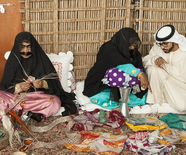 Dubai Culture marks Mid Sha'aban with joyous activities