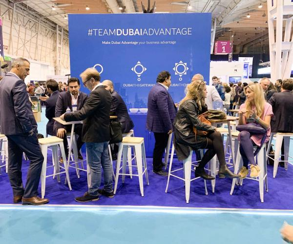 Dubai FDI's Participation in Web Summit in Portugal Highlights Emirate's Promising Growth & Expansion Opportunities