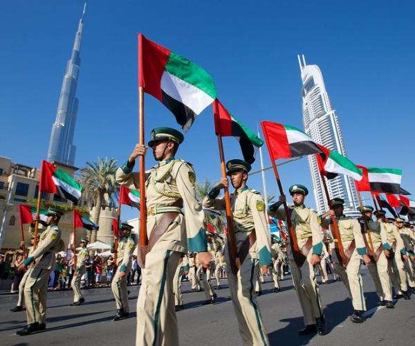 Emaar brings colourful pageantry to mark 43rd UAE National Day with 'The Parade – Downtown Dubai' on Nov. 29