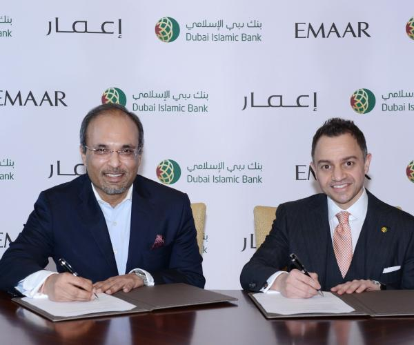 Emaar Partners with Dubai Islamic Bank for Exclusive Home Finance Solution that Brings Greater Affordability, Potential for Greater Than 10% Returns and  Increased Value for Customers