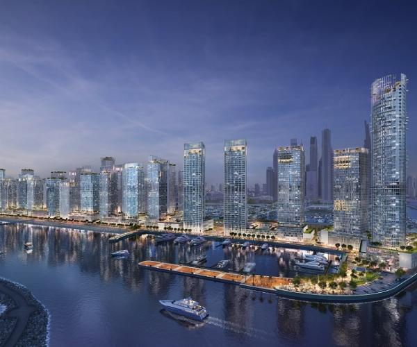 Emaar Properties to Develop 10 million sq ft Waterfront Residences and Hotel Project in Dubai Harbour