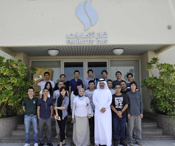 Emirates Gas hosts LPG safety programme for students of University of Wollongong – Chinese Campus