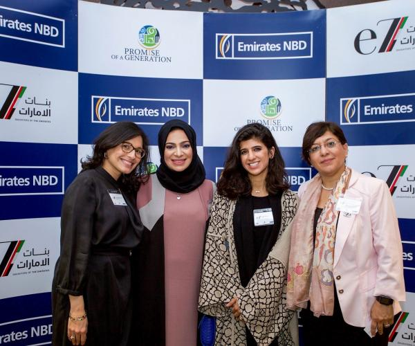 Emirates NBD e7 Daughters of the Emirates Welcomes Class of 2018 in Opening Ceremony