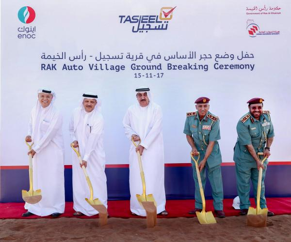 ENOC to Build its Largest Fully-Fledged Service Station in Ras Al Khaimah