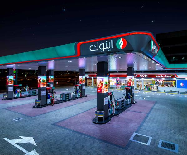 ENOC Expands its Network with Five new Service Stations In Dubai