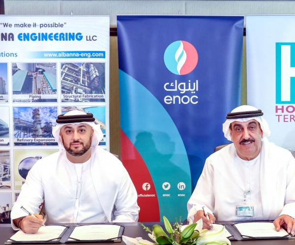 ENOC Group Awards EPC Contract for jet Fuel Pipeline to Al Maktoum International Airport