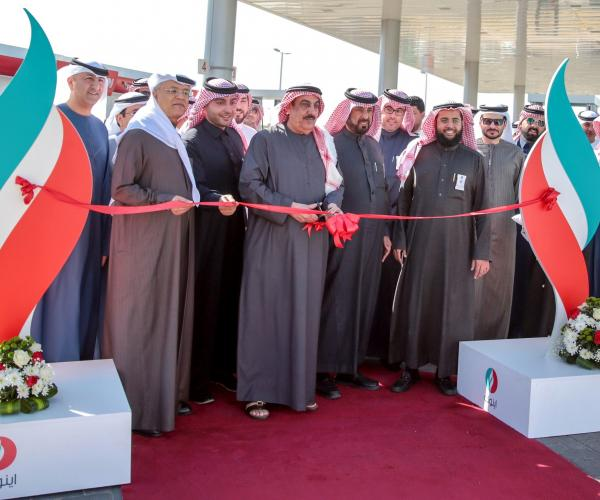ENOC Inaugurates its Largest Service Station in Saudi Arabia