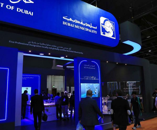Exhibitors at Dubai Solar Show Highlight Their Latest Technologies and Solutions in the Solar Field