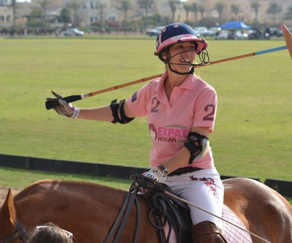 ExpatWoman Polo Challenge Cup 2018 Finals on 17 November at  Dubai Polo & Equestrian Club