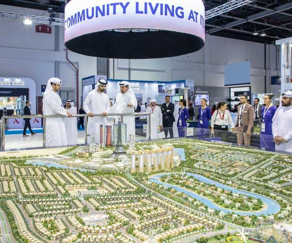 Falconcity of Wonders Concludes Cityscape Global Participation on a High Note