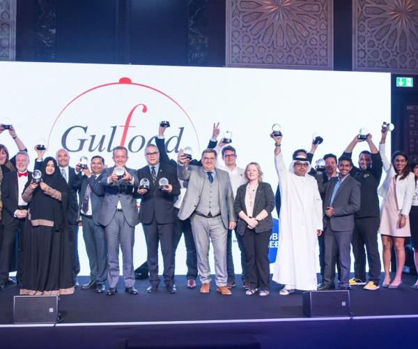 Food, Beverage and Hospitality Innovators Recognised at Seventh Gulfood Awards
