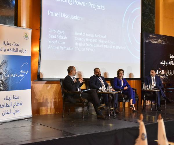 GE Presents Integrated Roadmap in Line with the Ministry of Energy and Water's strategic Plan to Strengthen Lebanon's Power Sector
