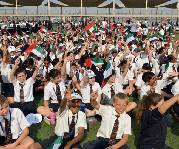 Gems Commemorates 43rd National Day And Claims A New Guinness World Record For The Uae