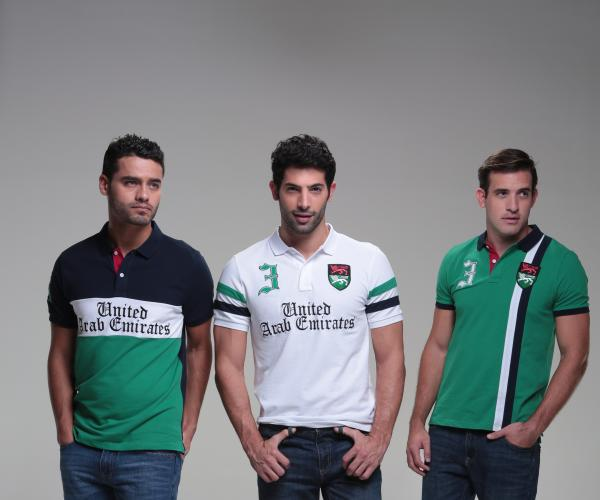 Giordano dresses you up for UAE National Day