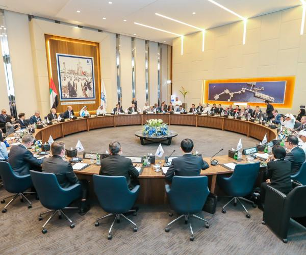Global Oil, Gas and Petrochemical Leaders Discuss Evolving Energy Landscape Amid Shifting Dynamics of Supply and Demand at Abu Dhabi CEO Roundtable