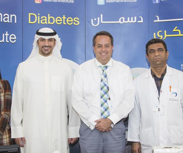 Gulf Bank Continues to Support a Healthy Lifestyle by Testing Employees for  Diabetes