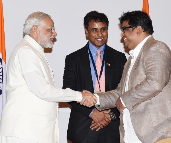 Gulf Businesses Enthused By Modi Visit