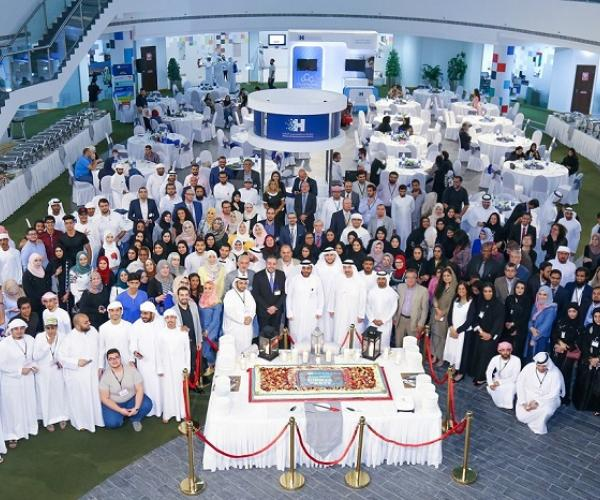 Hamdan Bin Mohammed Smart University Hosts 'Annual Welcome Dinner Party' for its Community Members