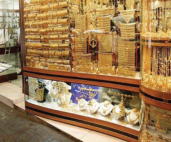 How to Bag a Bargain at Dubai City Famous Gold Souk