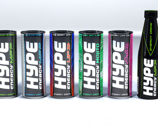 Hype Energy Drinks Eye Growth and Expansion in Middle East & Asia in 2017