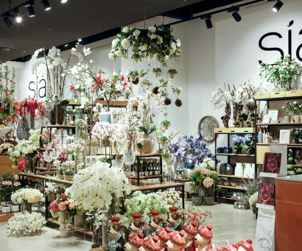 IDdesign Hosts Exclusive Workshop in Floral Decoration From SIA Flowers