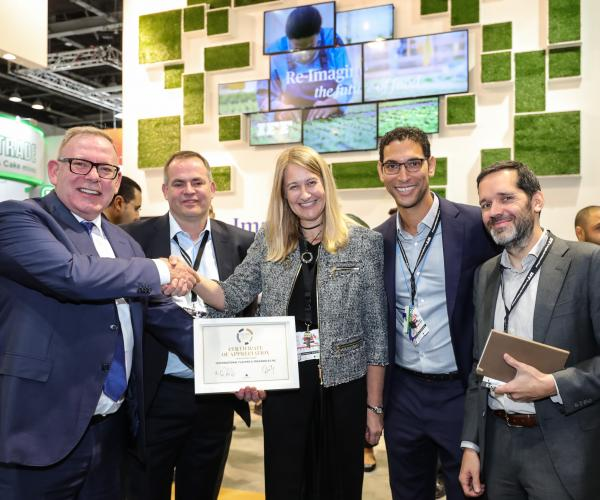 Instant Impact For Iff at Gulfood Manufacturing 2018