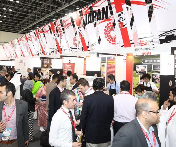 JAPAN Defends its 'Cut Above the rest' At Gulfood
