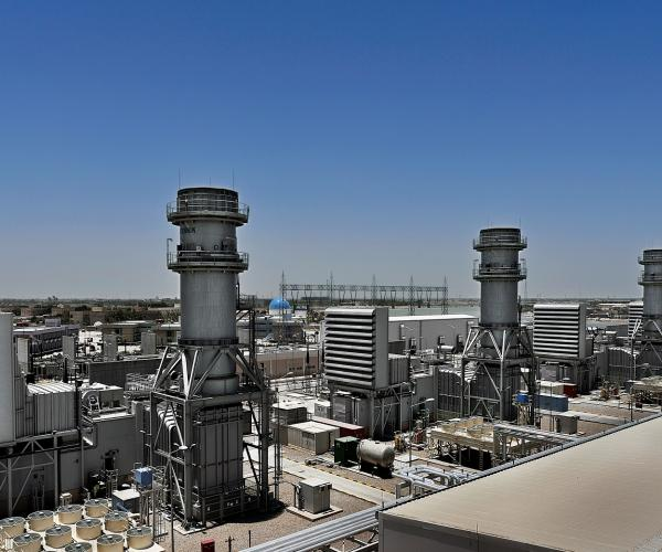 Keeping the Fans Whirling Longer: GE Power's Technology Helps Iraq's Najibiya Power Plant Reduce Downtime