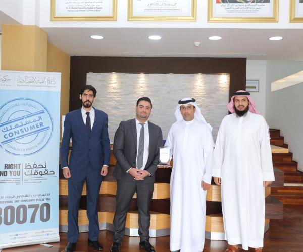 Leading Global Brands & Law Firms Recognize DED-Ajman's Remarkable Deeds