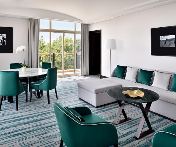Luxury Boutique Address Montgomerie Hotel Unveils Newly Renovated Rooms with Contemporary  Interiors and Upscale Amenities