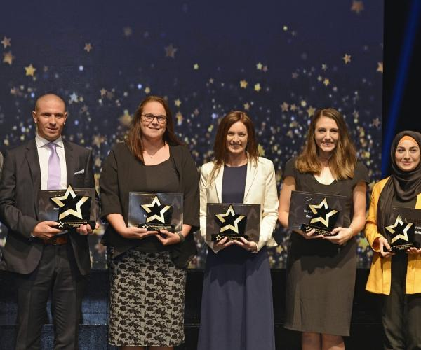 Mariamma Varkey Award 2018 Recognises Outstanding GEMS Education Teachers Across Five Categories