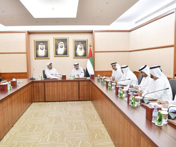 Ministry of State for Federal National Council Affairs Holds Regular Coordination Meeting with Council's General Secretariat
