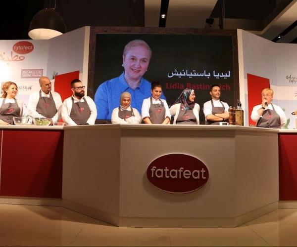 More than 3,500 foodies throng Fatafeat Kitchen