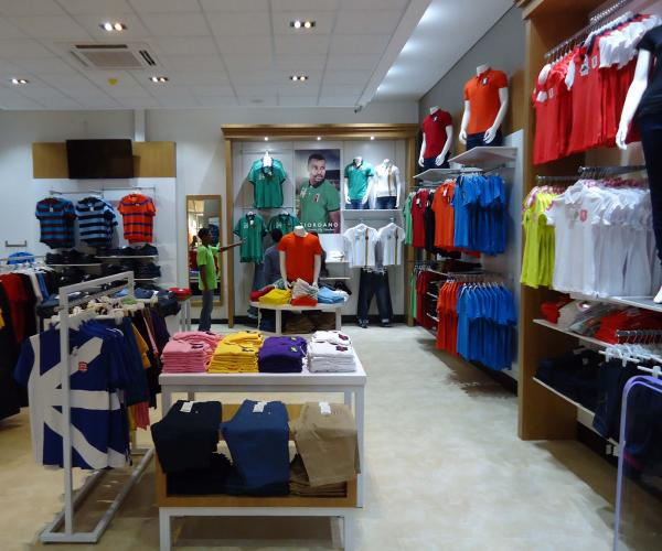 More global expansion for Giordano with first store in Central Africa at Zambia