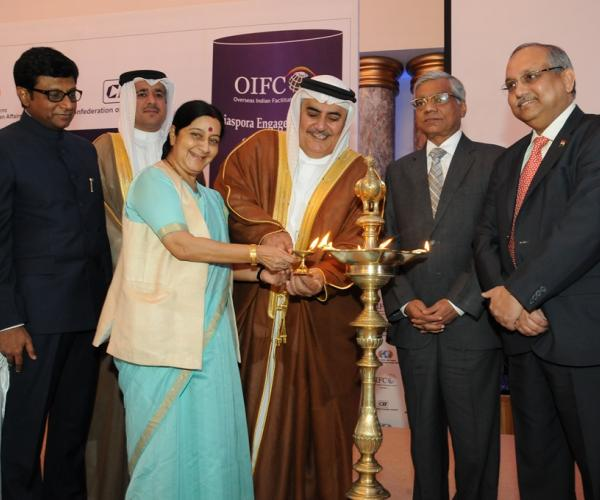 OIFC's first Diaspora Engagement Meet this year brings together in Bahrain the Indian diaspora, industry leaders and investment opportunities