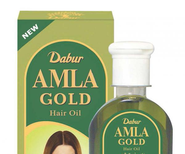 Product Placement - Dabur Amla Gold Hair Oil